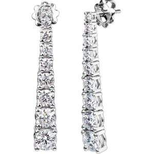 Holloway Diamonds Articulated earrings 111177
