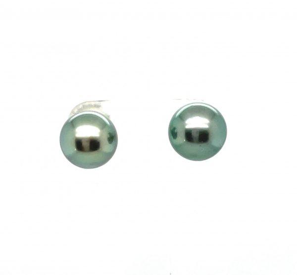 Tahitian Pearls Stud Earrings