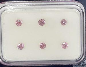 Pink Argyle Diamond Collection