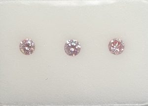 3 x Pink Diamond Collectors Edition Set